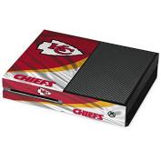 NFL Kansas City Chiefs Xbox One Console Skin - Kansas City Chiefs Vinyl Decal Skin For Your Xbox One Console