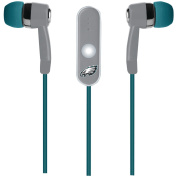 NFL Philadelphia Eagles Hands Free Ear Buds with Microphone