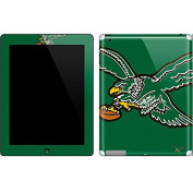 NFL Philadelphia Eagles New iPad Skin - Philadelphia Eagles Retro Logo Vinyl Decal Skin For Your New iPad