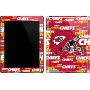 NFL Kansas City Chiefs iPad 2 Skin - Kansas City Chiefs - Blast Alternate Vinyl Decal Skin For Your iPad 2