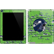 NFL Seattle Seahawks iPad 2 Skin - Seattle Seahawks - Blast Green Vinyl Decal Skin For Your iPad 2