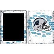 NFL Carolina Panthers iPad Skin - Carolina Panthers - Blast Vinyl Decal Skin For Your iPad