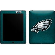 NFL Philadelphia Eagles iPad Skin - Philadelphia Eagles Distressed Vinyl Decal Skin For Your iPad