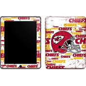 NFL Kansas City Chiefs iPad Skin - Kansas City Chiefs - Blast Vinyl Decal Skin For Your iPad