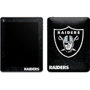 NFL Oakland Raiders iPad Skin - Oakland Raiders Distressed Vinyl Decal Skin For Your iPad