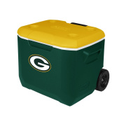 Coleman Company NFL Green Bay Packers Performance Cooler, 56.8l, Green/Yellow