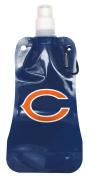 Chicago Bears 470ml Foldable Water Bottle