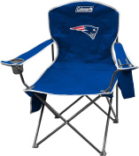 NFL Patriots Cooler Quad Chair