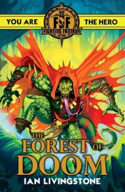 Fighting Fantasy: Forest of Doom (Fighting Fantasy)