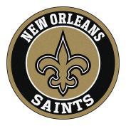 FANMATS 17967 NFL New Orleans Saints Roundel Mat