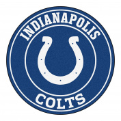 FANMATS 17961 NFL Indianapolis Colts Roundel Mat