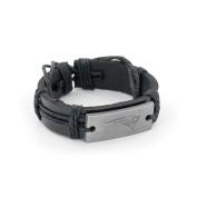 NFL Vintage Leather Bracelet