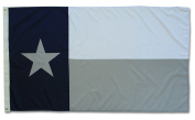 Texas Bold Silver & Blue Flag Large 0.9m x 1.5m
