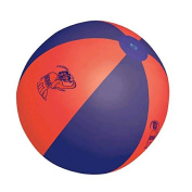 Bema Kid's Inflatable Beach Ball - Orange/Blue