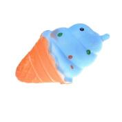 Pizies Squishy Toys, Cute Slow Rising Squishies, Stress Relief Super Soft Mini Icecream, 8CM
