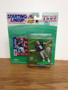 Troy Aikman Dallas Cowboys NFL SLU Action Figure 1998 Edition with Trading Card