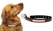 Gamewear - Atlanta Falcons Dog Collar - Size Medium