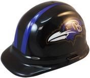 NFL Baltimore Ravens Hard Hats with Ratchet Suspension