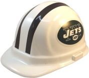 NFL New York Jets Hard Hats with Ratchet Suspension