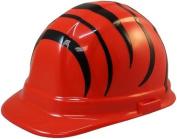 NFL Cincinnati Bengals Hard Hats with Ratchet Suspension