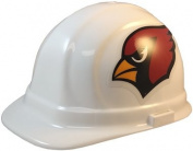 NFL Arizona Cardinals Hard Hats with Ratchet Suspension