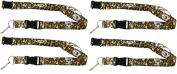 NFL Green Bay Packers Camouflage Lanyard, One Size
