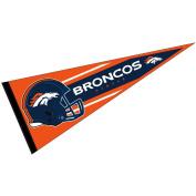 Denver Broncos Official NFL 80cm Large Pennant
