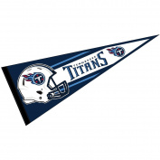 Tennessee Titans Official NFL 80cm Large Pennant