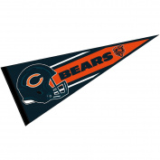 Chicago Bears Official NFL 80cm Large Pennant
