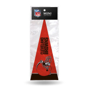 NFL Cleveland Browns Mini Pennant, 8-pc Single Team Set