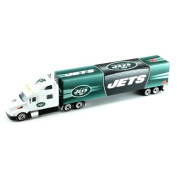 Press Pass 2012 Tractor Trailer 1-80 Scale Diecast - New York Jets