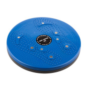 TRIXES Torsion Waist & Hips Twist Exercise Board for Fitness and Exercise Blue