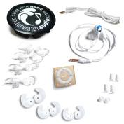 NEW! Swimbuds SPORT and Underwater Audio Waterproof iPod (Gold) Bundle