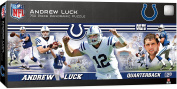 MasterPieces NFL Indianapolis Colts Andrew Luck Jigsaw Puzzle, 750-Piece