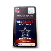 Dallas Cowboys All About Trivia Card Game