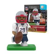 LeGarrette Blount NFL OYO New England Patriots Super Bowl LI Generation 4 G4 Mini Figure