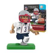 Stephen Gostkowski NFL OYO New England Patriots Super Bowl LI Generation 4 G4 Mini Figure
