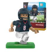 Nick Novak NFL OYO Houston Texans Generation 4 G4 Mini Figure