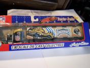 2005 NFL Tractor Trailer Diecast Semi Truck - Jacksonville Jaguars