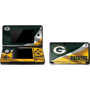 NFL Green Bay Packers 3DS Skin - Green Bay Packers Vinyl Decal Skin For Your 3DS