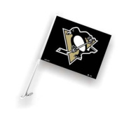 NHL Pittsburgh Penguins Car Flag