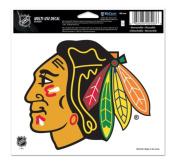 NHL Chicago Blackhawks 13cm x 15cm Ultra Decal by WinCraft
