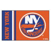 FANMATS 19270 New York Islanders Uniform Starter Rug, Team Colour, 48cm x 80cm