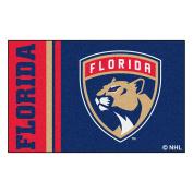 FANMATS 19264 Florida Panthers Uniform Starter Rug, Team Colour, 48cm x 80cm
