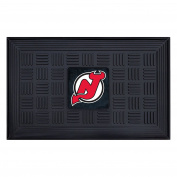 FANMATS NHL New Jersey Devils Vinyl Door Mat