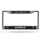 Los Angeles Kings NHL Chrome Licence Plate Frame
