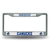 Rico Vancouver Canucks Licence Plate Frame