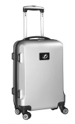 NHL Tampa Bay Lightning Carry-On Hardcase Spinner, Silver