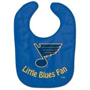 St. Louis Blues Little Fan Baby Bib