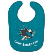 NHL San Jose Sharks WCRA2063914 All Pro Baby Bib